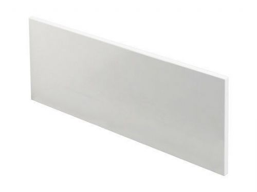 Cleargreen 1600mm Gloss White Bath Front Panel